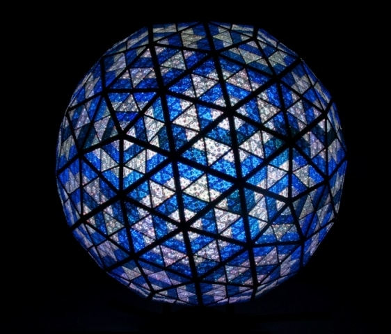 Paul Gregory of Focus Lighting Talks Times Square Ball History
