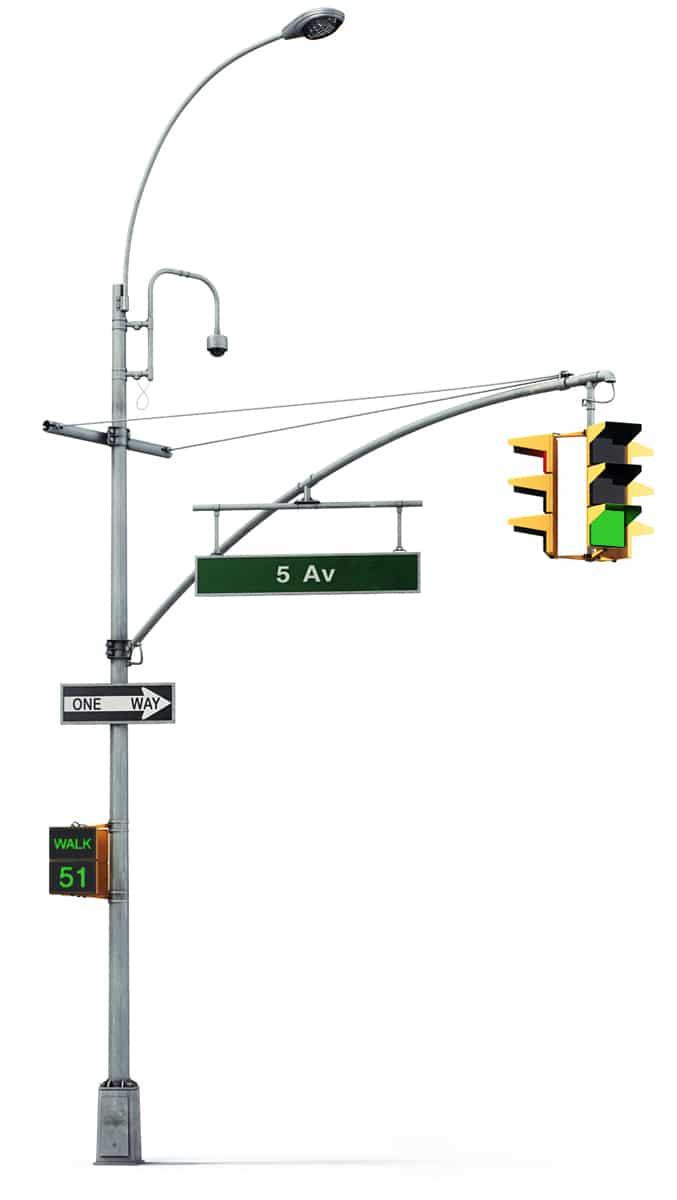art lebedev u0026 39 s square traffic lights