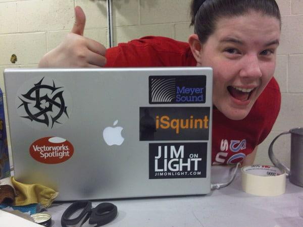 jimonlight stickers