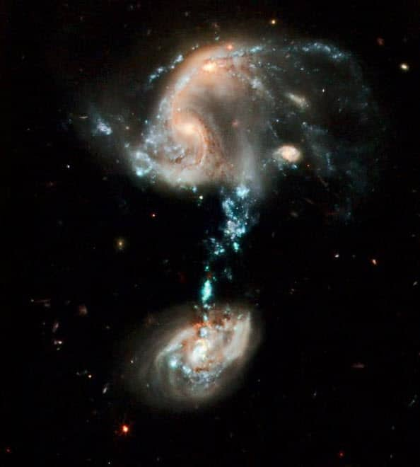 hubble looks at nothing - photo #26