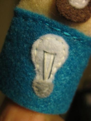 fingerpuppet