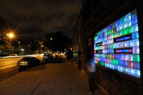 led-glass-bricks