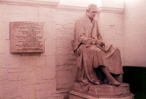 Happy Birthday, James Watt!