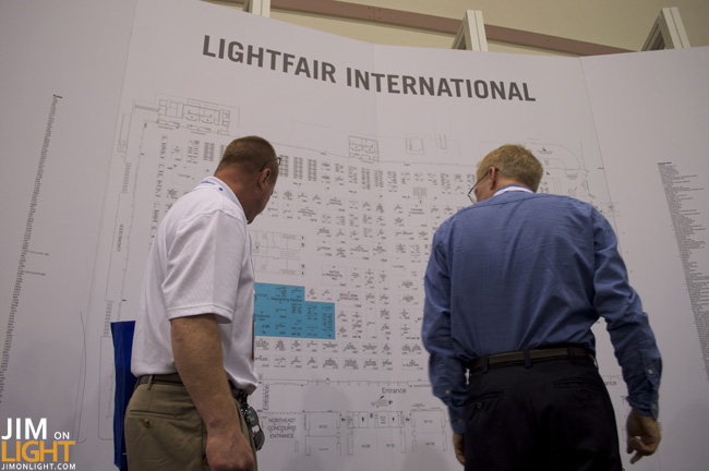 LightFair Day One – What A Great Conference!