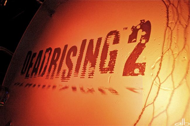 Images from the Dead Rising 2 Party at E3