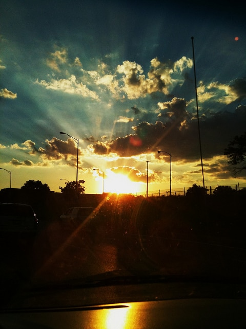 July 9th Sunset