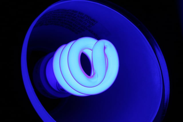 UV CFL.  That is all.