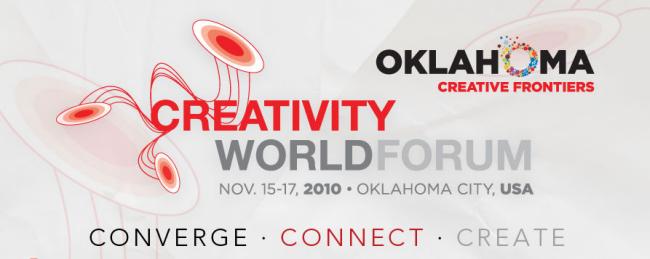 World Creativity Forum in Oklahoma City, Oklahoma