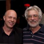 Rick Hutton and John Covington