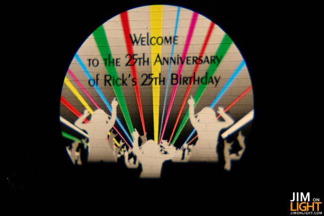 The 25th Anniversary of Rick Hutton's 25th Birthday