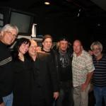 Jim Bornhorst, Dawn Crosby, Rick Hutton, Tom Hough, Richard Belliveau, Hunter MacIntosh, and John Covington