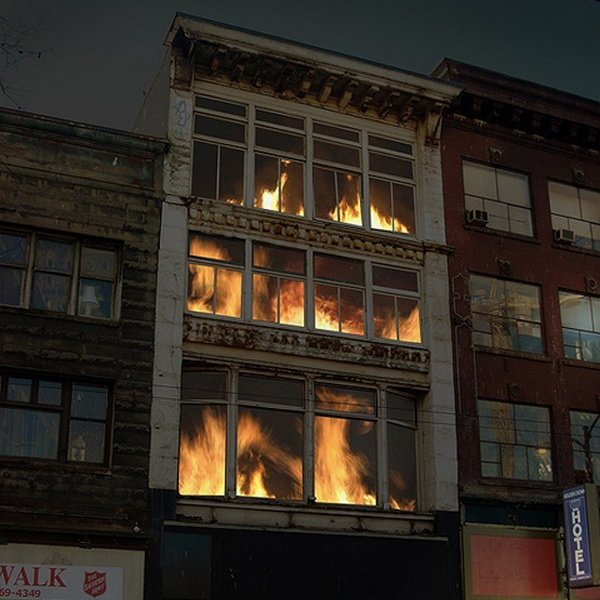 """Isabelle Hayeur's """"Fire with Fire"""" Installation"""