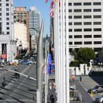 Moscone Flags