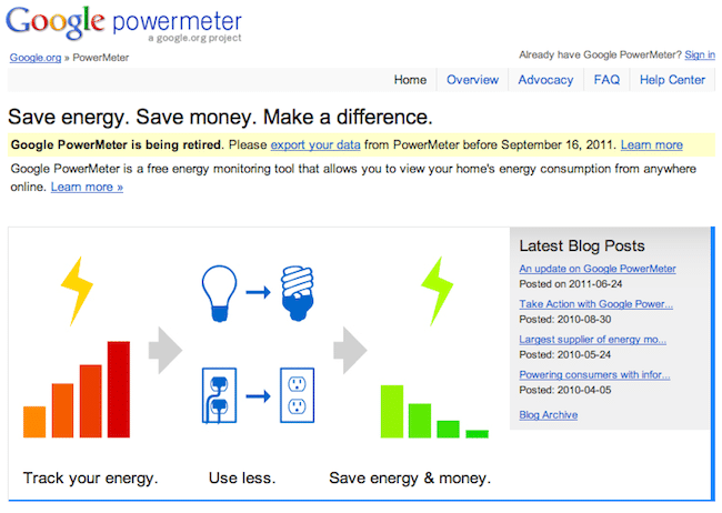 google-powermeter