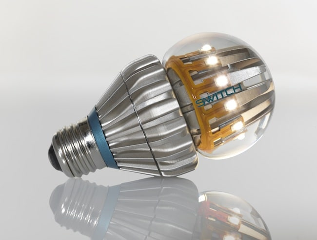 Switch Lighting's New Liquid-Cooled LED A-Lamps?
