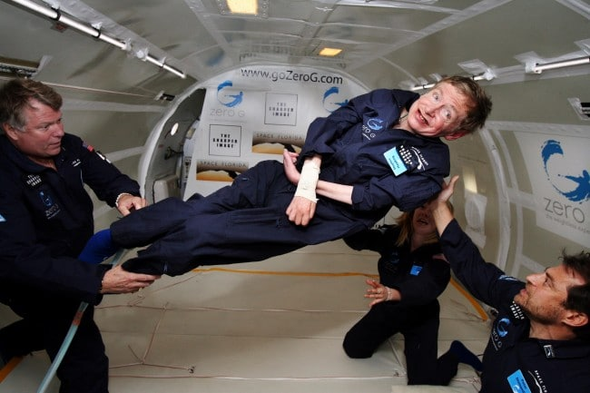 HAPPY BIRTHDAY, Stephen Hawking!!!