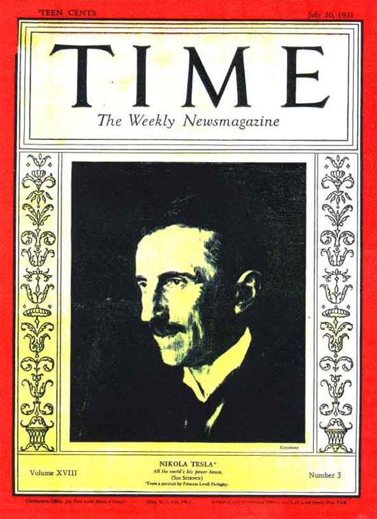 Nikola Tesla: The Love Song!