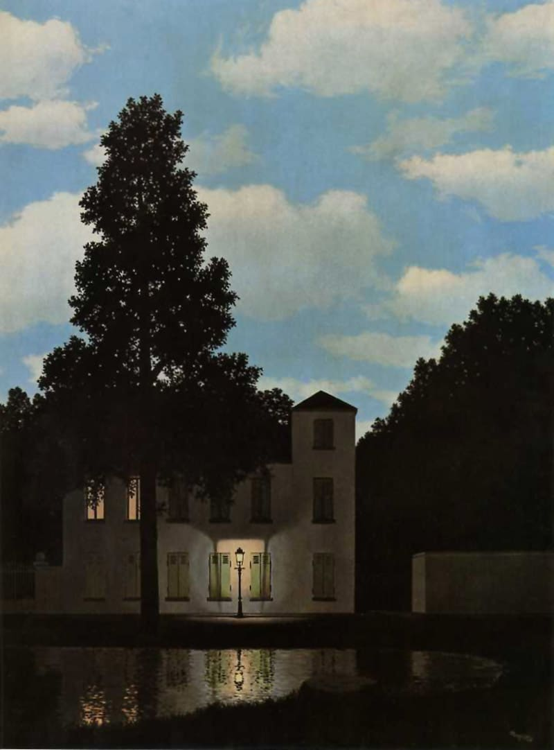 Awesome Art History Appreciation: Magritte