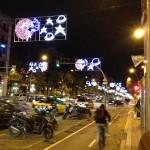 Near Las Ramblas