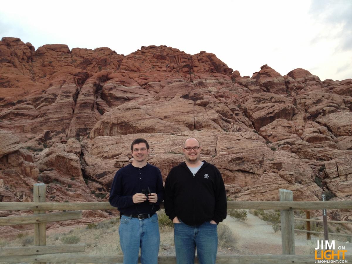 David and Jim