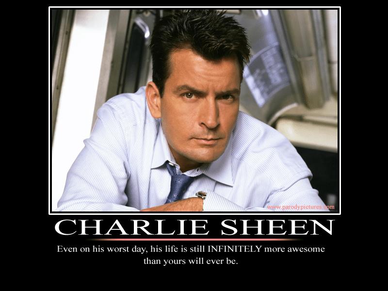 CharlieSheen