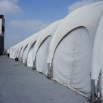 Big Tent side