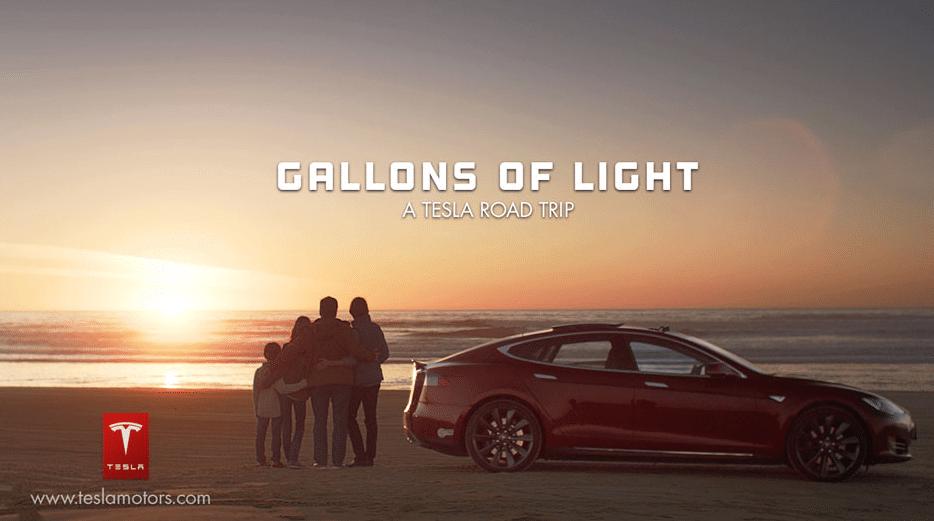Gallons of Light – A Tesla Motors Story