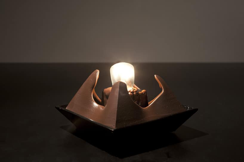The Daily Lamp – A CHOCOLATE LAMP!!!