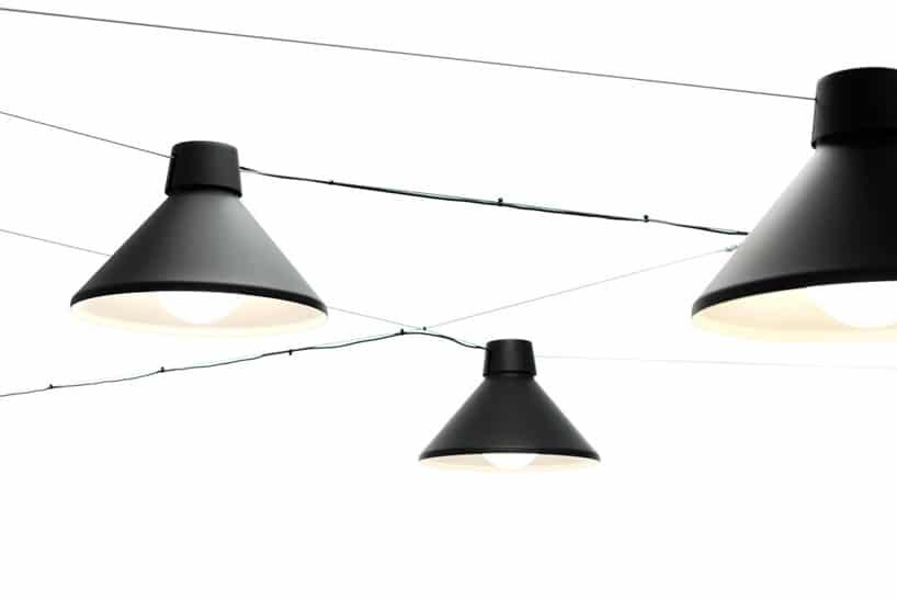 The Daily Lamp – Daikanyama Pendant Lamps from Thomas Bernstrand