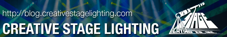 Green is A Number – A Creative Stage Lighting Webinar