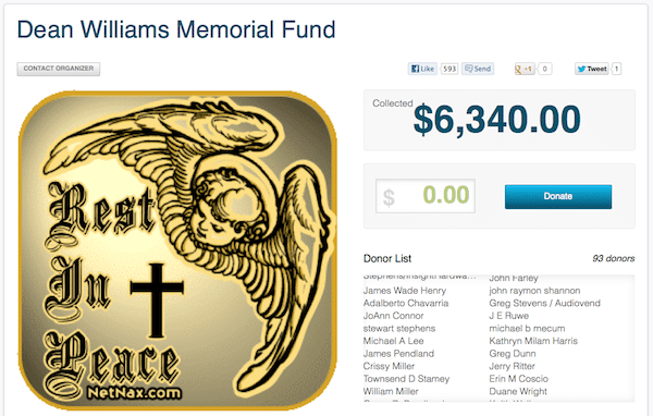 dean-williams-memorial-fund