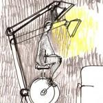 Process Sketch:  The Pedalator