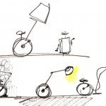 Process Sketch:  The Table Crank and The Pedalator