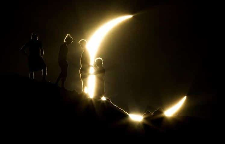 Ring of Fire! May 10, 2013's Annular Solar Eclipse from Pilbara, Western Australia