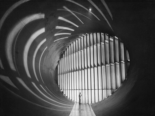 Amazing Vintage Black and White NASA Project and Facilities Photos
