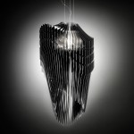 Avia (Black) from Zaha Hadid for SLAMP