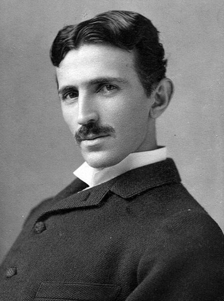 HAPPY BIRTHDAY, NIKOLA TESLA!  You Were A BADASS!