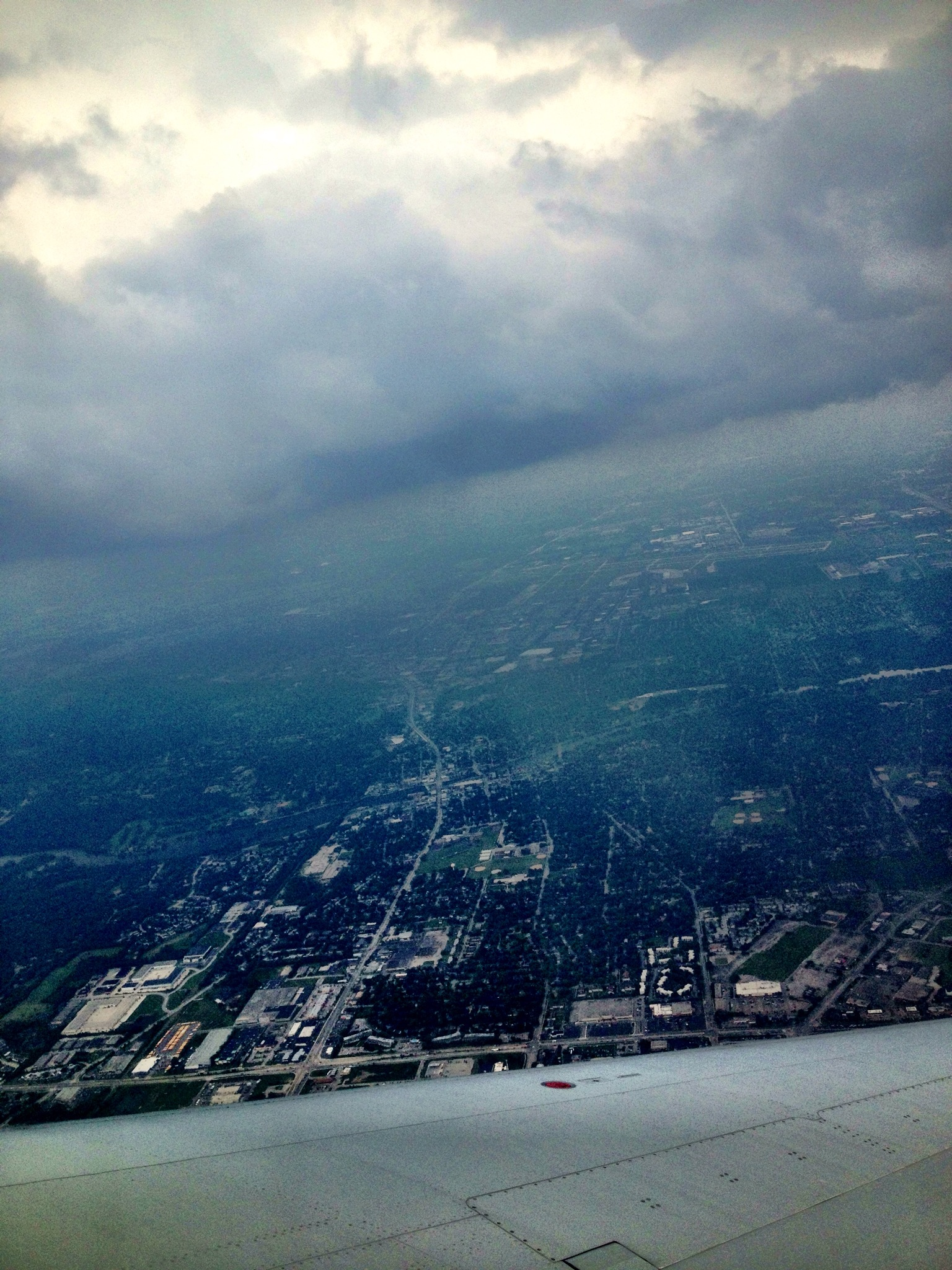 Photos from Somewhere Above the Troposphere