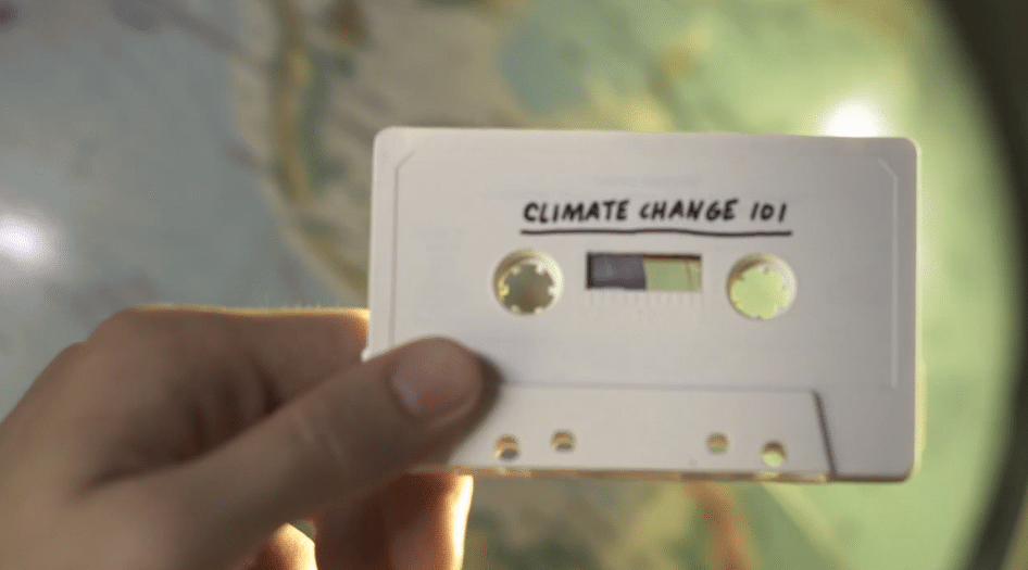 Bill Nye the Science Guy Explains Climate Change