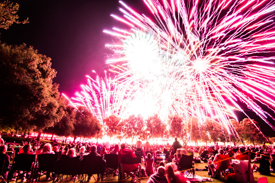 2013 Simi Valley Independence Day Fireworks Accident, At Least 36 Hurt – Multiple Views of Accident