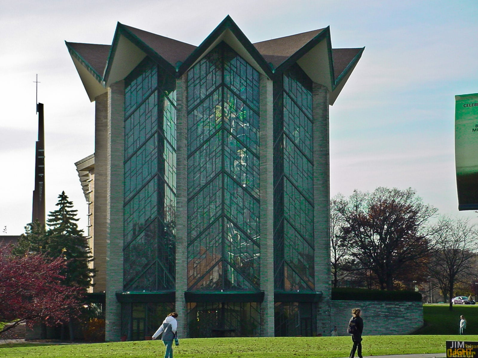 Daylighting Masterpiece: Valparaiso University's Chapel of the Resurrection