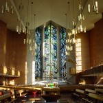 From the Narthex to the Altar and Munderloh Windows