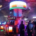 My design for CHAUVET Professional's 2013 LDI booth!