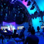 Philips, who won the Best Creative Use of Light award for their booth design