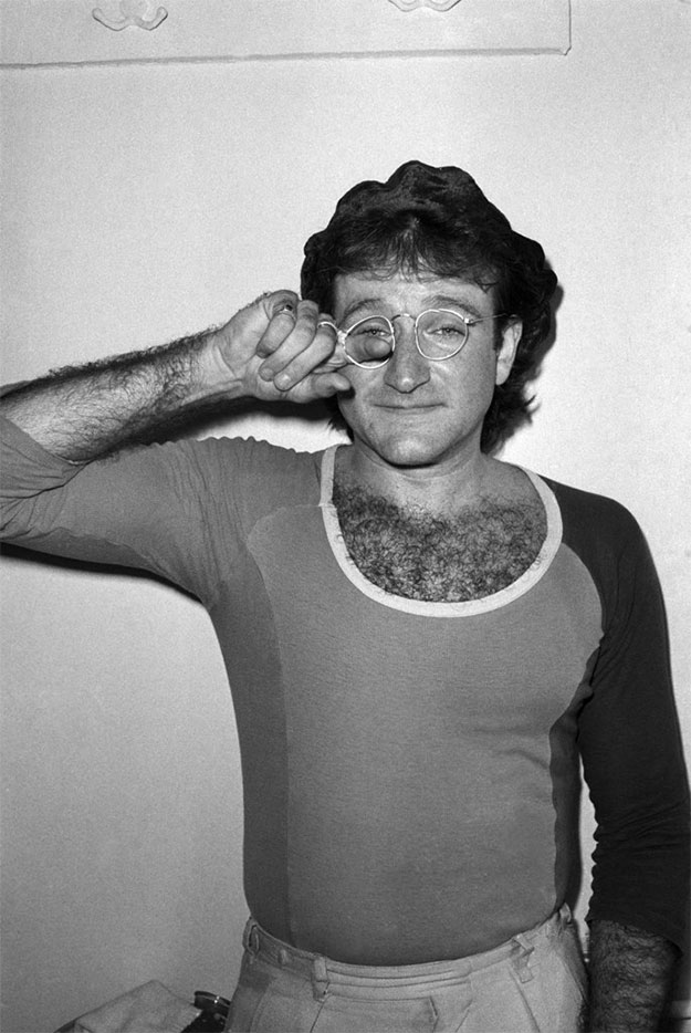 A Quick Letter to Robin Williams