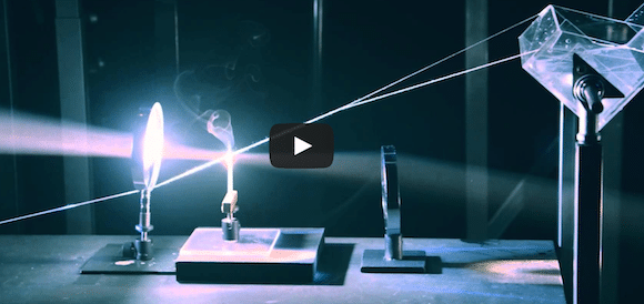 Rube Goldberg Machine of Light