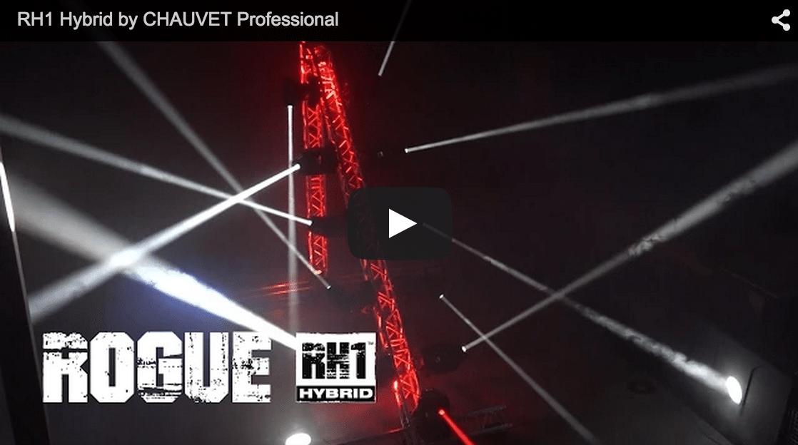 ROGUE RH1 Hybrid, the Video