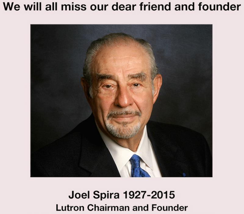 Joe Spira, Inventor of the Household Dimmer, Dies
