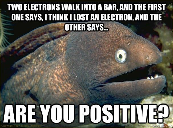 More Electron Joke Porn – Mini and Micro