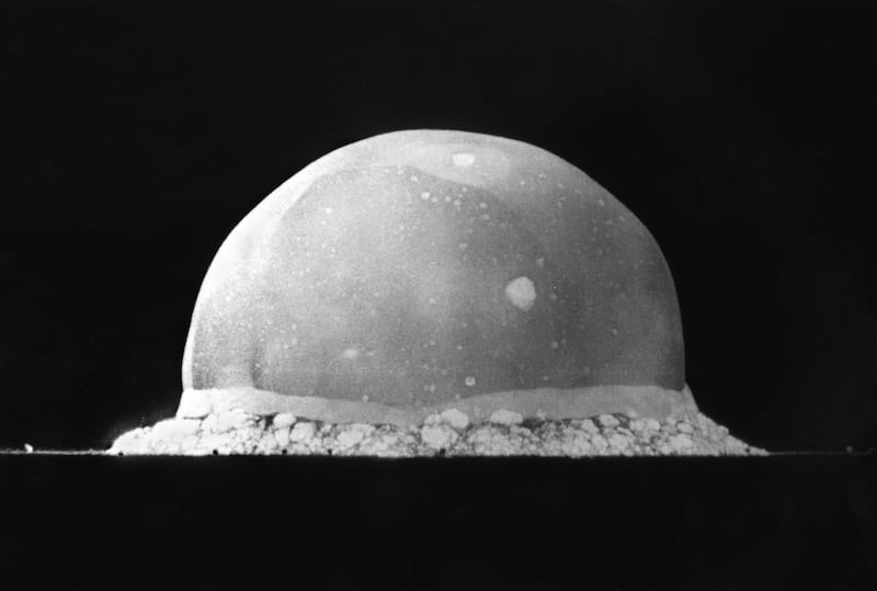 Today's the 70th Birthday of the Trinity Test, the Day Mother America Birthed A Bomb